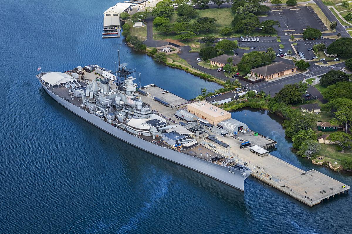 Remember Pearl Harbor Tour